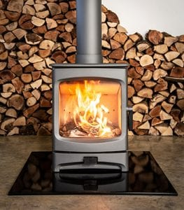 Charnwood Aire indoor fireplace